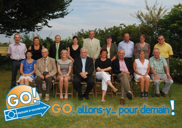 LE BOURGMESTRE MARC D'HAENE TIENT A FAIRE LE POINT
